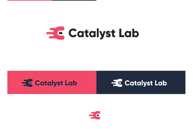 Разработка логотипа для сайта и бизнеса. Минимализм 96 - kwork.ru