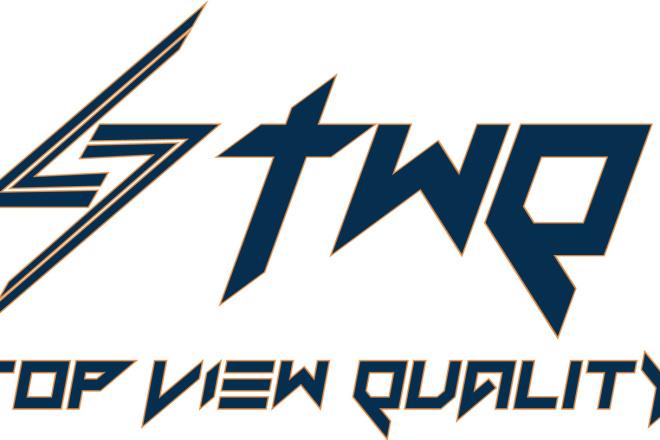 Векторный логотип 2 - kwork.ru