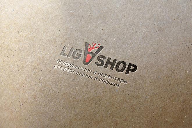 Качественный логотип 102 - kwork.ru