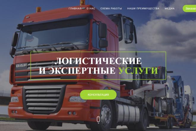 Доработка и исправления верстки. CMS WordPress, Joomla 47 - kwork.ru