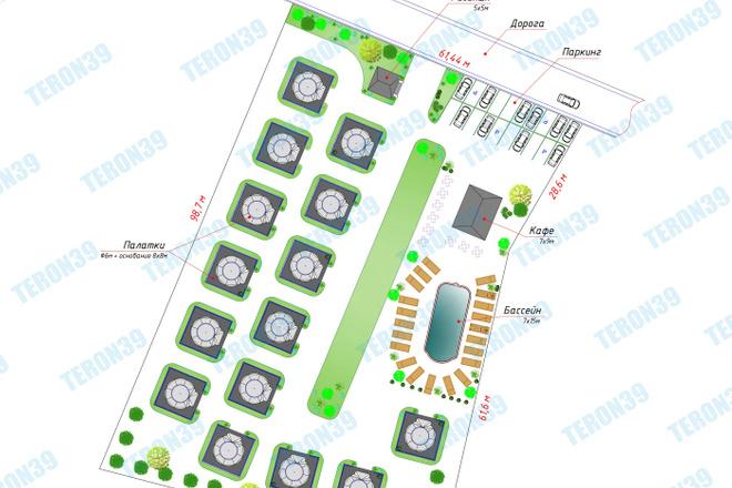 Выполняю простые и сложные чертежи в AutoCAD 6 - kwork.ru