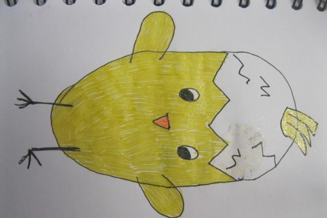Детские рисунки 3 - kwork.ru