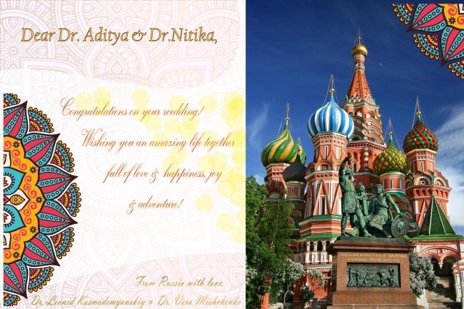 Нарисую открытку, обложку в векторе и растре 5 - kwork.ru