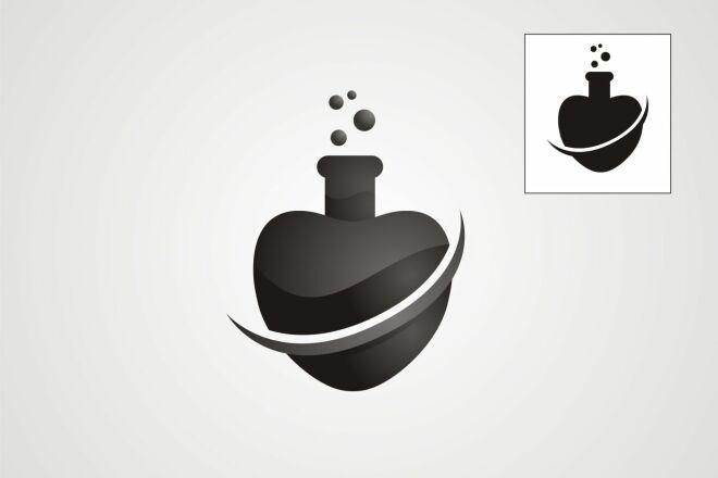 Логотип по образцу в векторе в максимальном качестве 53 - kwork.ru