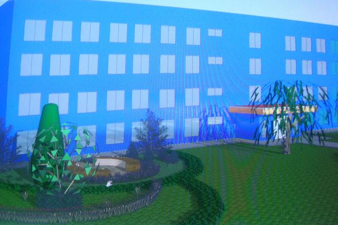 3D-визуализация ландшафтных проектов 7 - kwork.ru