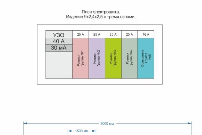 Визитка в CorelDRAW 12 - kwork.ru