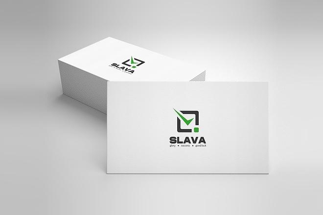 Логотип в стиле минимализм 26 - kwork.ru
