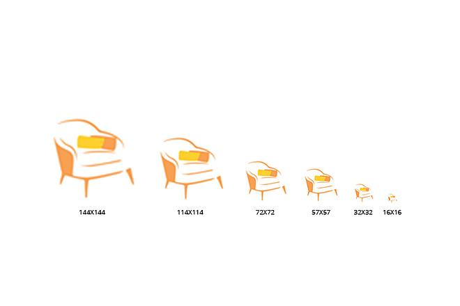 Сделаю иконку для сайта фавикон favicon 6 разных размеров 3 - kwork.ru