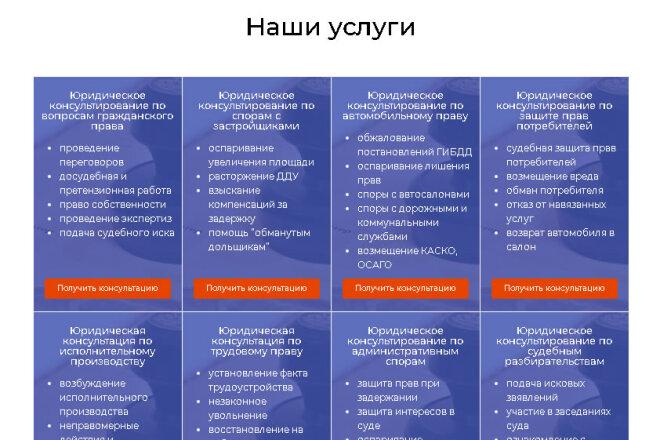 Копирование Landing Page и перенос на Wordpress 4 - kwork.ru