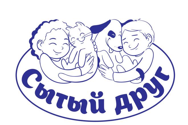 Создам логотип в векторе 3 - kwork.ru