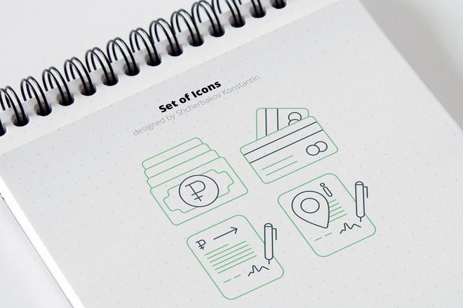 Разработка иконок 16 - kwork.ru