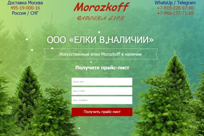 Создам сайт на WordPress 9 - kwork.ru