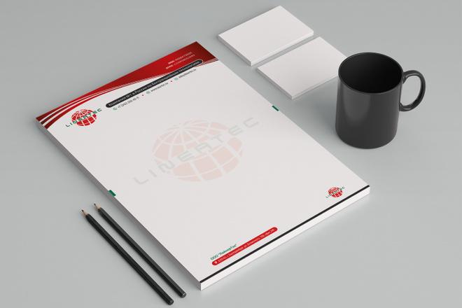Создам фирменный стиль бланка 83 - kwork.ru