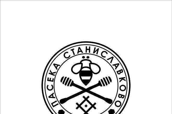 Векторизация файла, логотипа, отрисовка эскиза 19 - kwork.ru