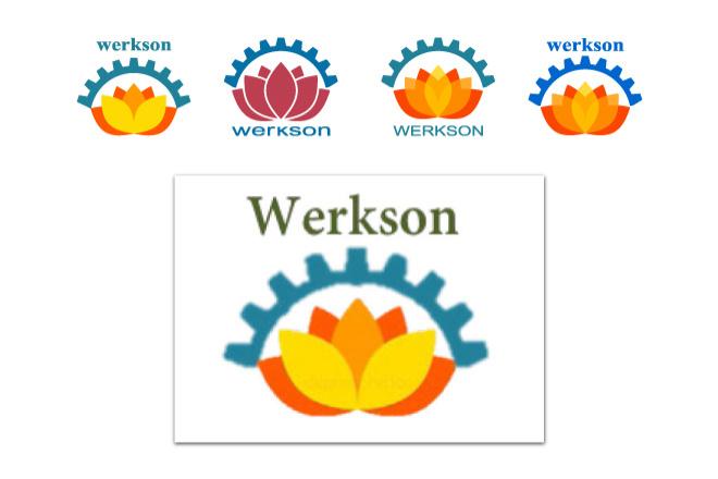 Логотип по вашему эскизу 14 - kwork.ru