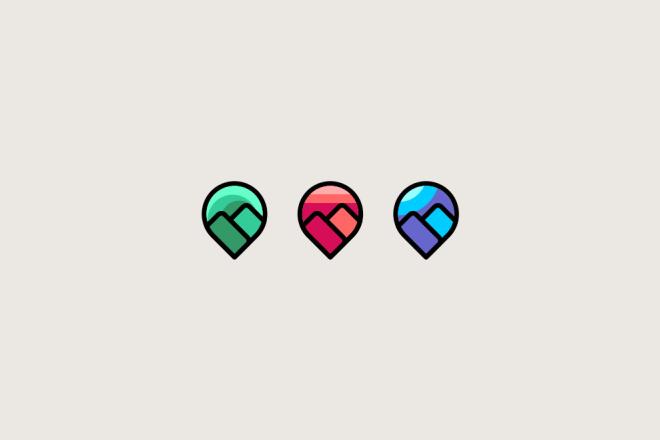 Векторная отрисовка растровых логотипов, иконок 19 - kwork.ru