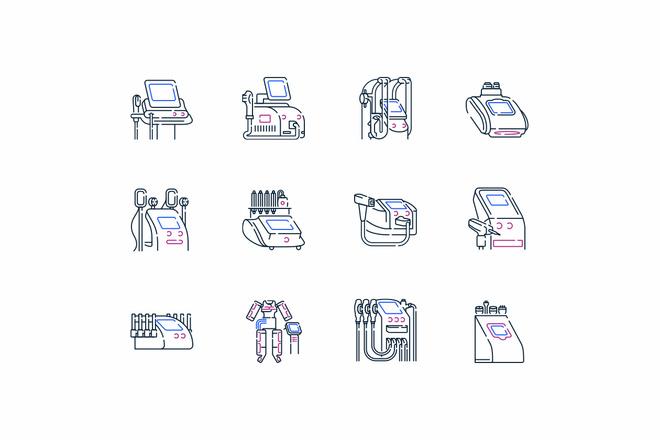 Дизайн иконок 2 - kwork.ru