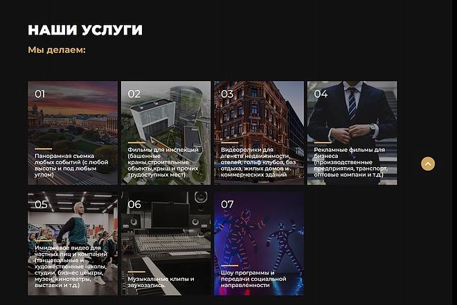 Сайт под ключ. Landing Page. Backend 138 - kwork.ru