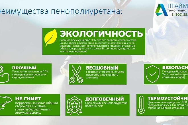 Подготовлю презентацию в MS PowerPoint 6 - kwork.ru