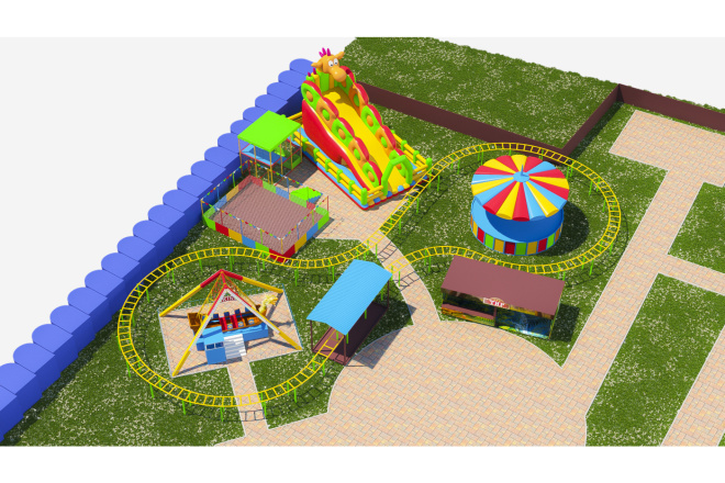 3D визуализация разной сложности 25 - kwork.ru