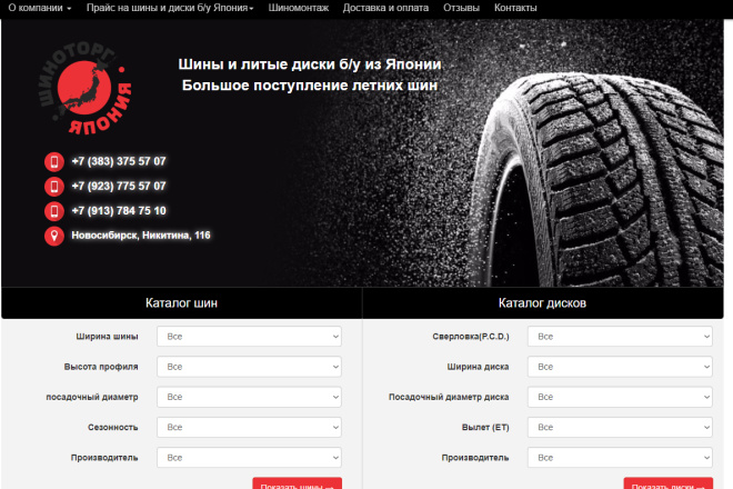 Адаптация страницы сайта под мобильные устройства 2 - kwork.ru
