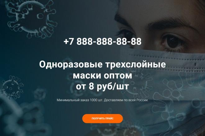 Делаю копии landing page 7 - kwork.ru