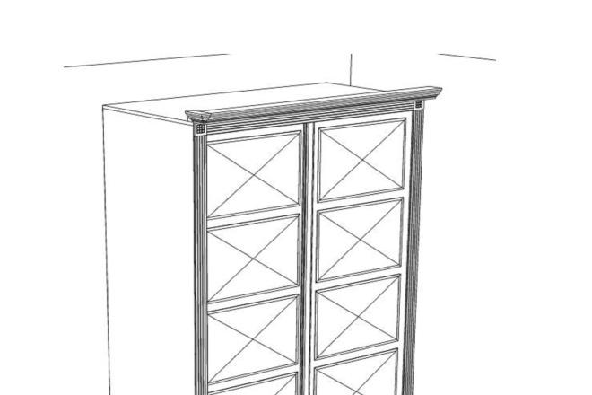 Изготовления проекта для мебели с технической документацией 9 - kwork.ru