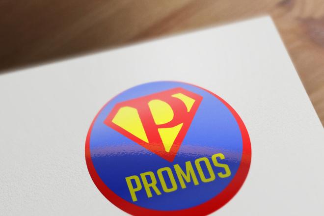 Сделаю логотип в круглой форме 101 - kwork.ru
