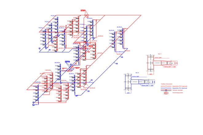 Оцифровка чертежей, планов в DWG, любые чертежи планы,детали 5 - kwork.ru