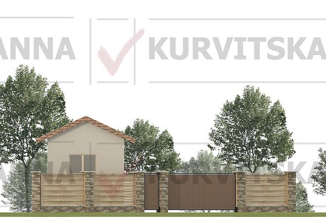 Создам план в ArchiCAD 8 - kwork.ru