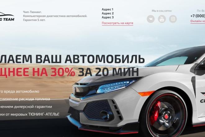 Делаю копии landing page 38 - kwork.ru