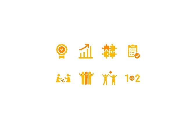 Нарисую 8 иконок 12 - kwork.ru