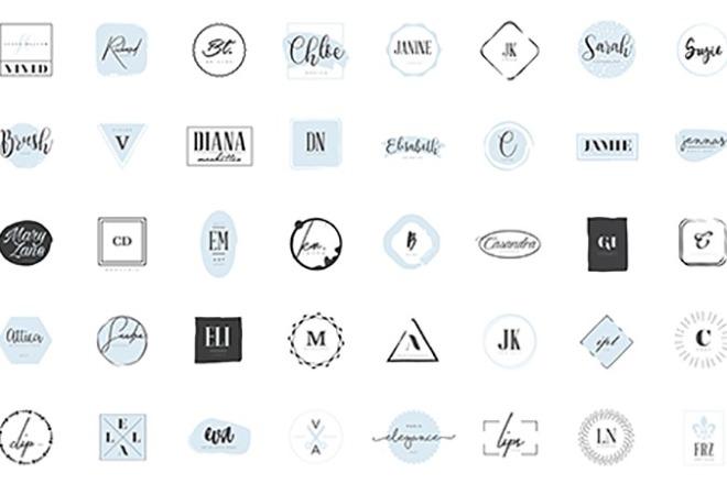 Сделаю качественный логотип по шаблону за 20 минут 3 - kwork.ru
