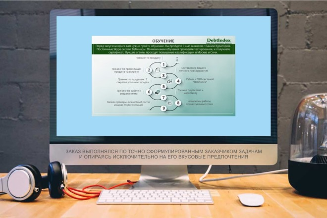 Сделаю презентацию в MS PowerPoint 64 - kwork.ru