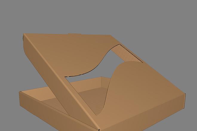 Подготовка макета упаковки к печати и вырубке 1 - kwork.ru