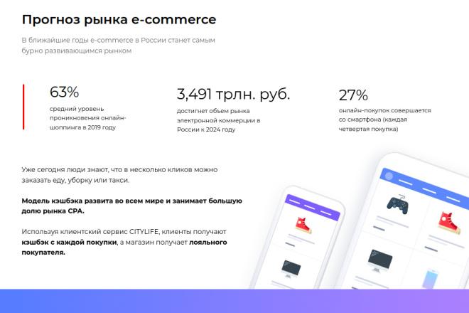Скопирую страницу любой landing page с установкой панели управления 56 - kwork.ru