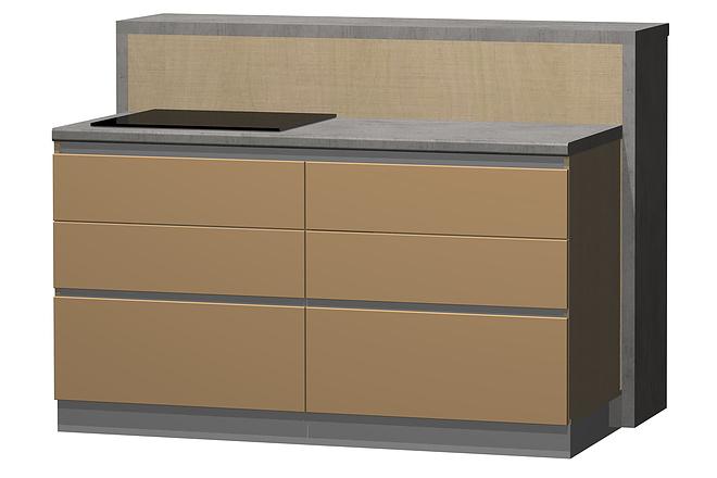 Визуализация мебели, предметная, в интерьере 15 - kwork.ru