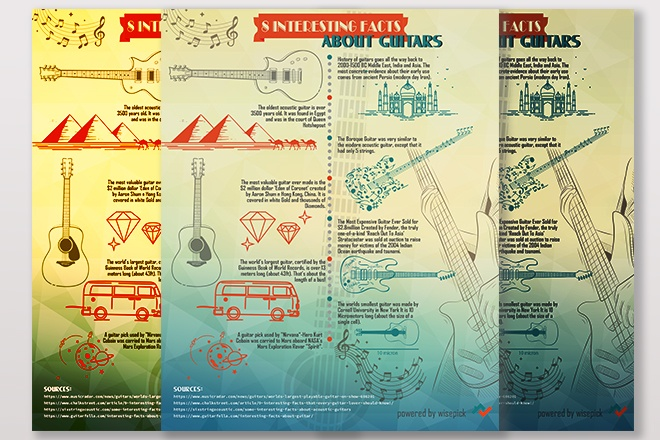 Инфографика любой сложности 23 - kwork.ru