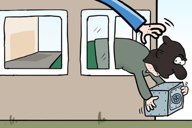 Нарисую простую иллюстрацию в жанре карикатуры 40 - kwork.ru
