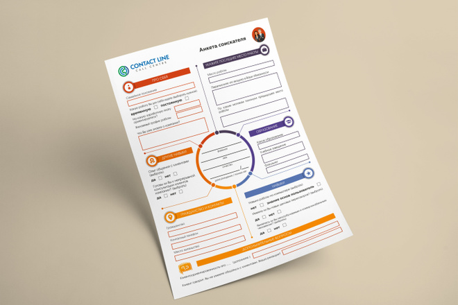 Дизайн флаера, листовки 3 - kwork.ru