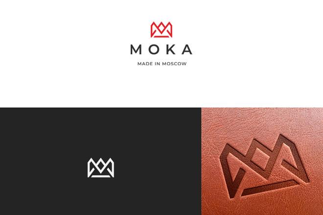 Разработка логотипа для сайта и бизнеса. Минимализм 59 - kwork.ru