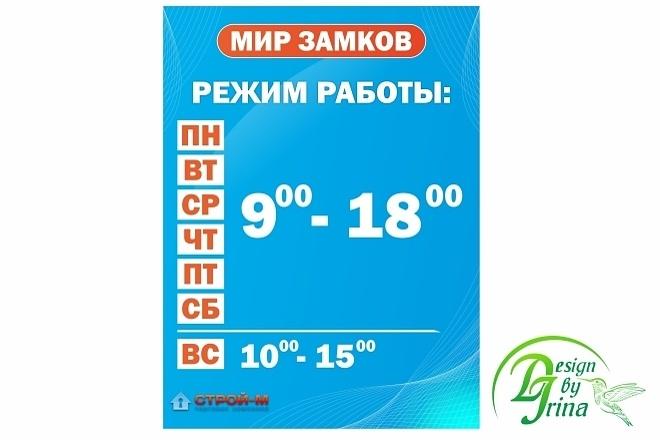 Наружная реклама 55 - kwork.ru