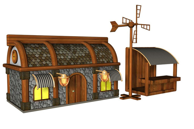 3D модель 10 - kwork.ru