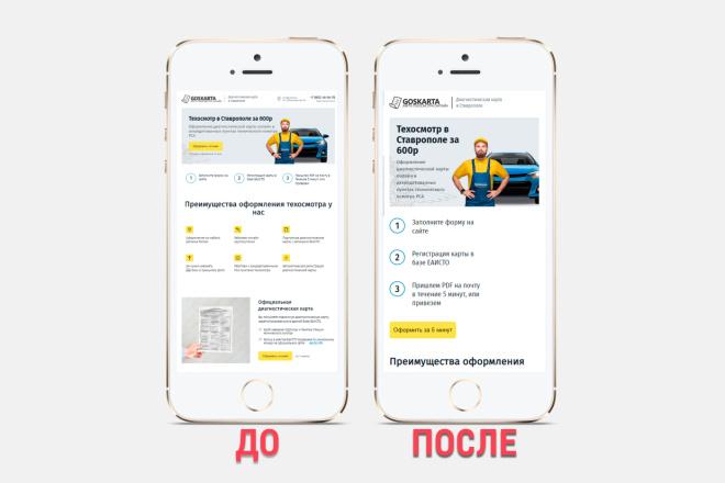 Адаптация сайта под все разрешения экранов и мобильные устройства 2 - kwork.ru