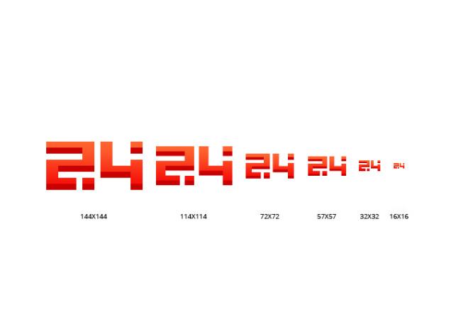 Сделаю иконку для сайта фавикон favicon 6 разных размеров 2 - kwork.ru