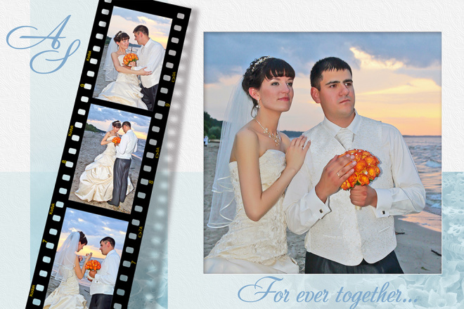 Коллаж из фотографий 1 - kwork.ru