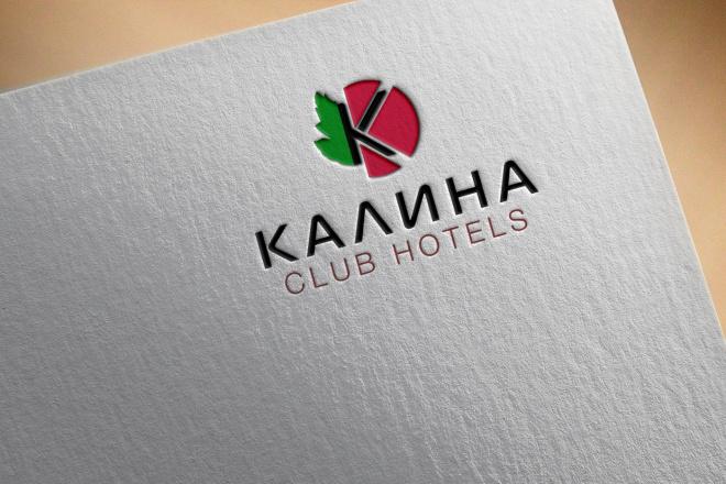 Создам 3 варианта логотипа 20 - kwork.ru
