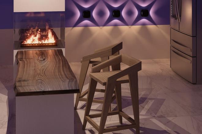3D моделирование и визуализация мебели 62 - kwork.ru