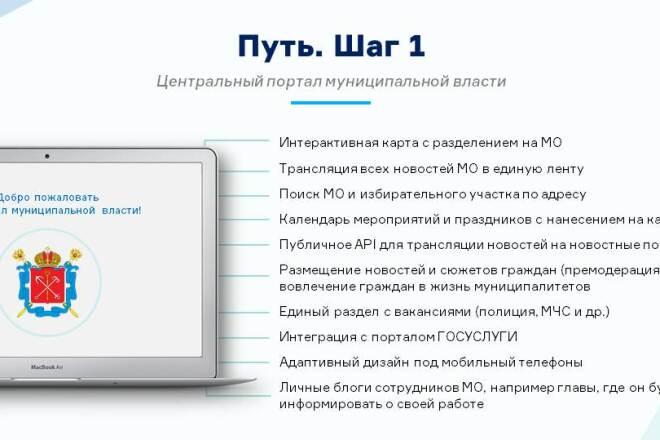 Создание презентации Power Point 3 - kwork.ru