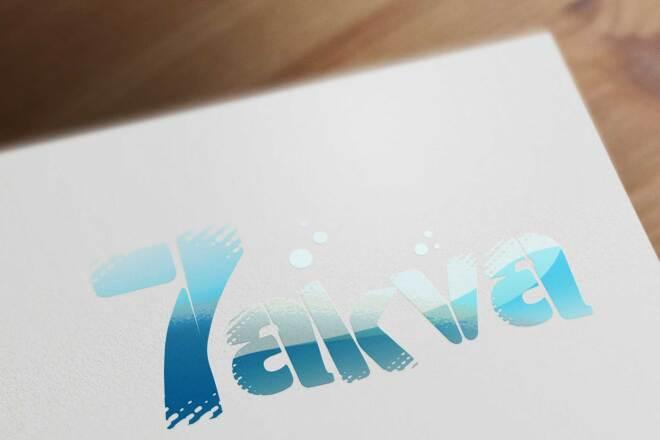Сделаю логотип в трех вариантах 7 - kwork.ru